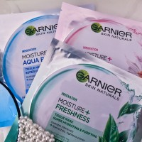 REVIEW | GARNIER MOISTURE+ TISSUE MASK